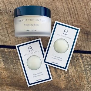 BEAUTYCOUNTER Cleansing Balm *SAMPLES*
